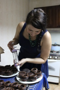 Cupcakes in process_2