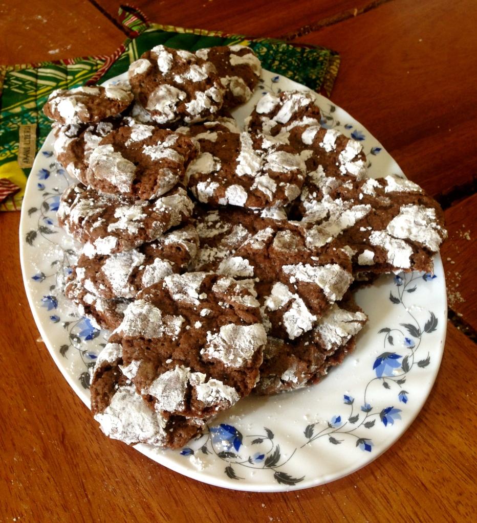 plate o'cookies