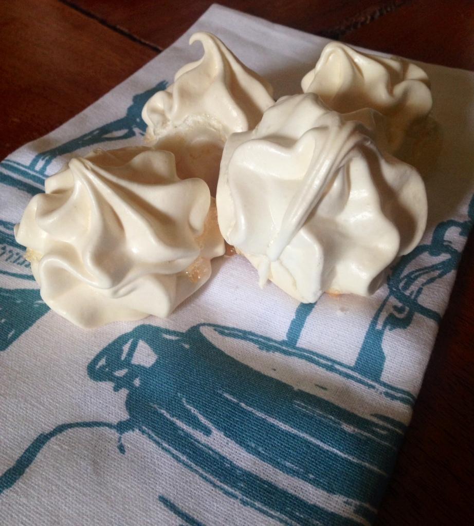 more meringues